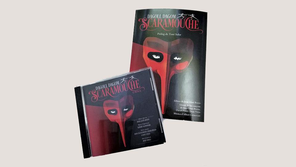 Tour per Catalunya de presentació del llibret i el disc d'Scaramouche