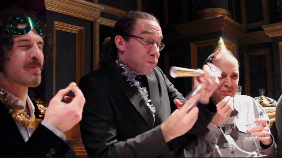 Cap d'any amb Scaramouche al Teatre Victòria